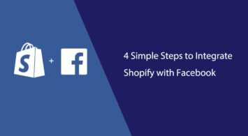 4 simple steps to integrate shopify with facebook